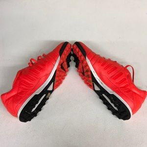 Classic Nike CTR 360 Red Turf Soccer Shoes